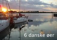 6 danske øer